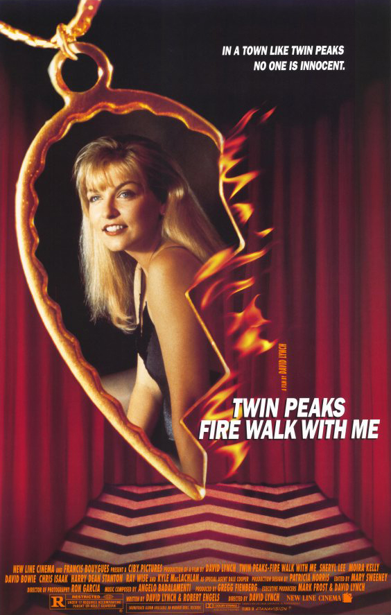 """Fuoco cammina con me"" (Twin Peaks, D. Lynch, 1992)"