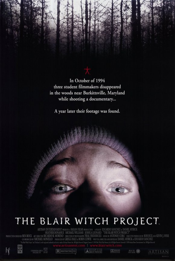"Guida ragionata a ""The Blair Witch Project"" (Daniel Myrick, Eduardo Sánchez, 1999)"