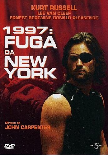 """Post apocalittico per eccellenza: """"1997 Fuga da New York"""" di John Carpenter"""