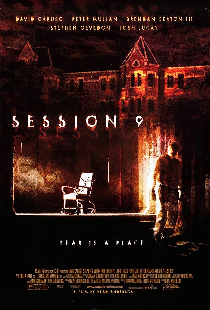"""Ho visto 4 volte """"Session 9"""", ma non sono riuscito a farmelo piacere"""