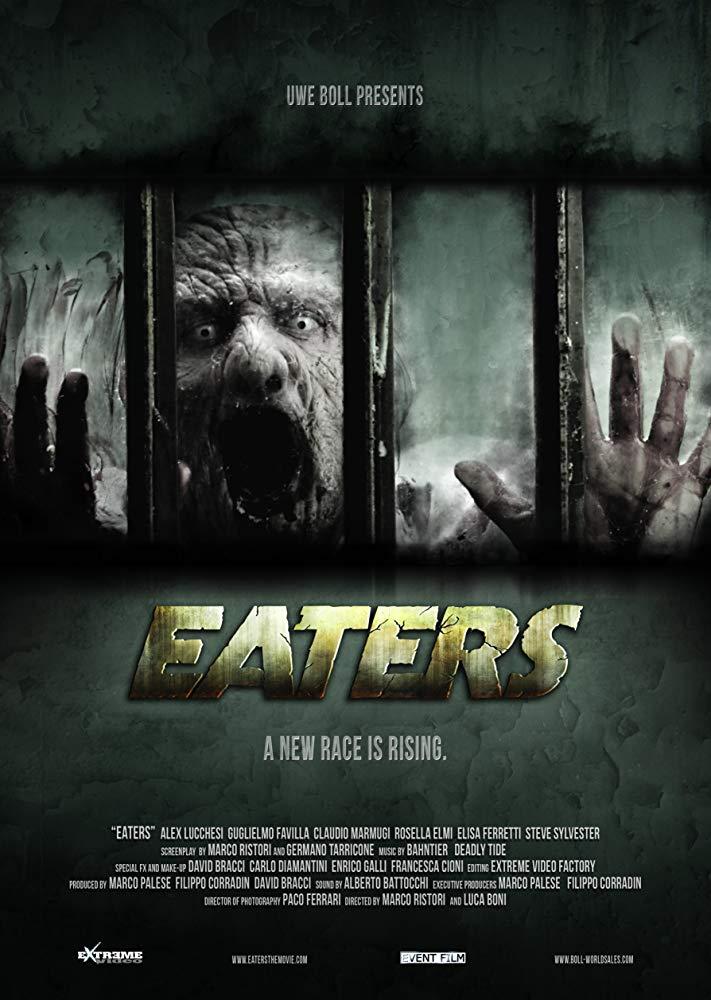 """""""Eaters"""" è un ottimo film post apocalittico tutto italiano"""