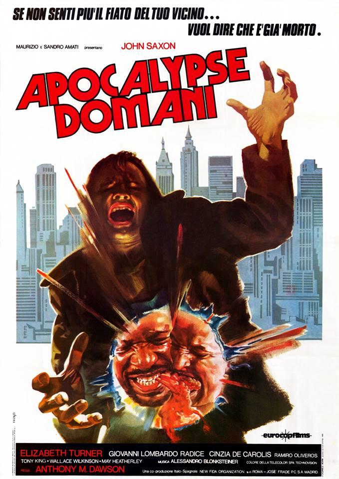 """""""Apocalypse Domani"""" non è un film di zombi"""