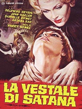 La vestale di Satana (Harry Kümel, 1971)