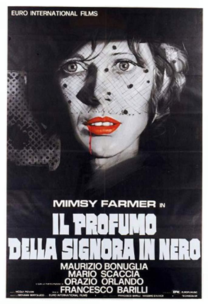 """Dal 1974: """"Il profumo della signora in nero"""""""