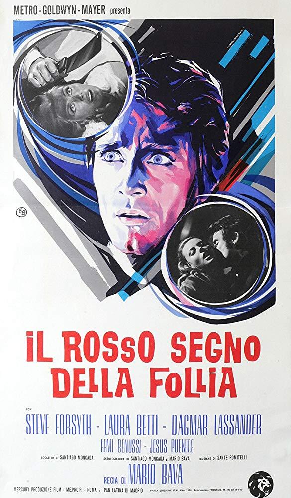 Il rosso segno della follia (M. Bava, 1970)