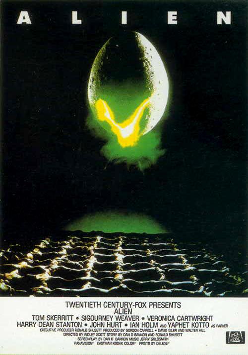 """Guida pratica alla visione di """"Alien"""" (R. Scott, 1979)"""