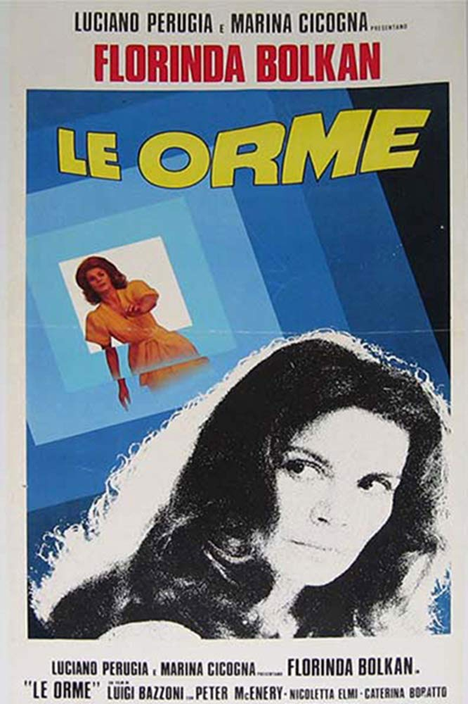 """""""Le orme"""" è stato un grandissimo film di L. Bazzoni (1975)"""