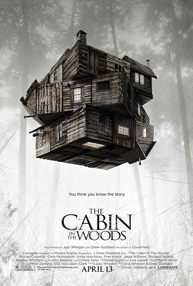 """""""Quella casa nel bosco"""" (D. Goddard, 2011)"""