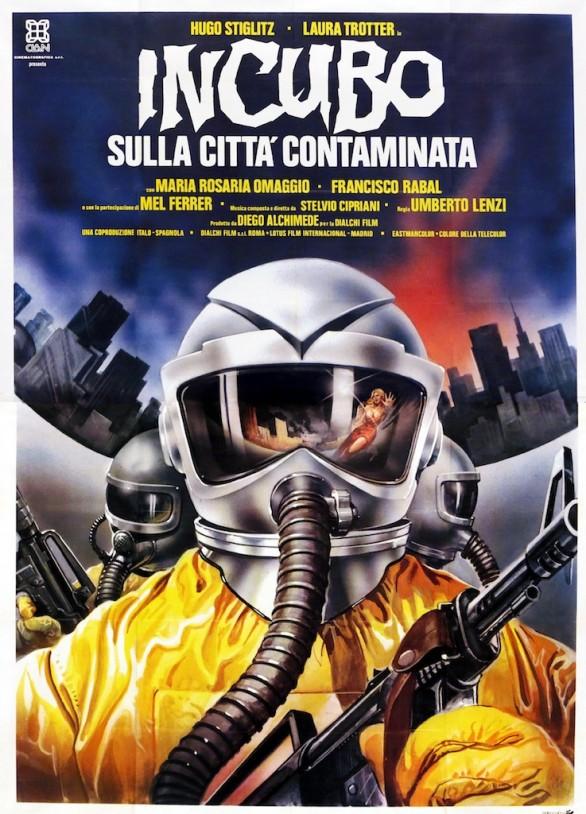 """""""Incubo sulla città contaminata"""" NON È un film di zombi"""