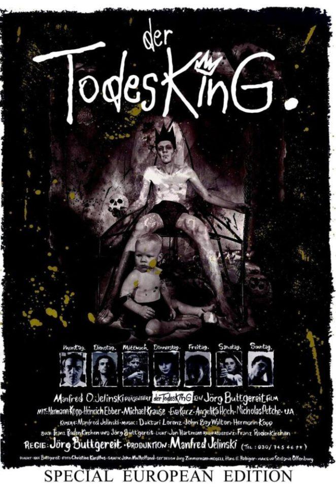 """Der Todesking"" è un horror pazzesco"
