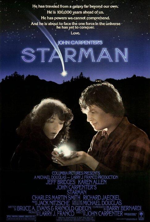 """""""Starman"""" è la parodia definitiva di 2001 Odissea nello spazio"""