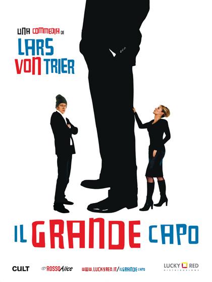"""""""Il grande capo"""" è una satira pungente sulle aziende di informatica (L. von Trier, 2006)"""