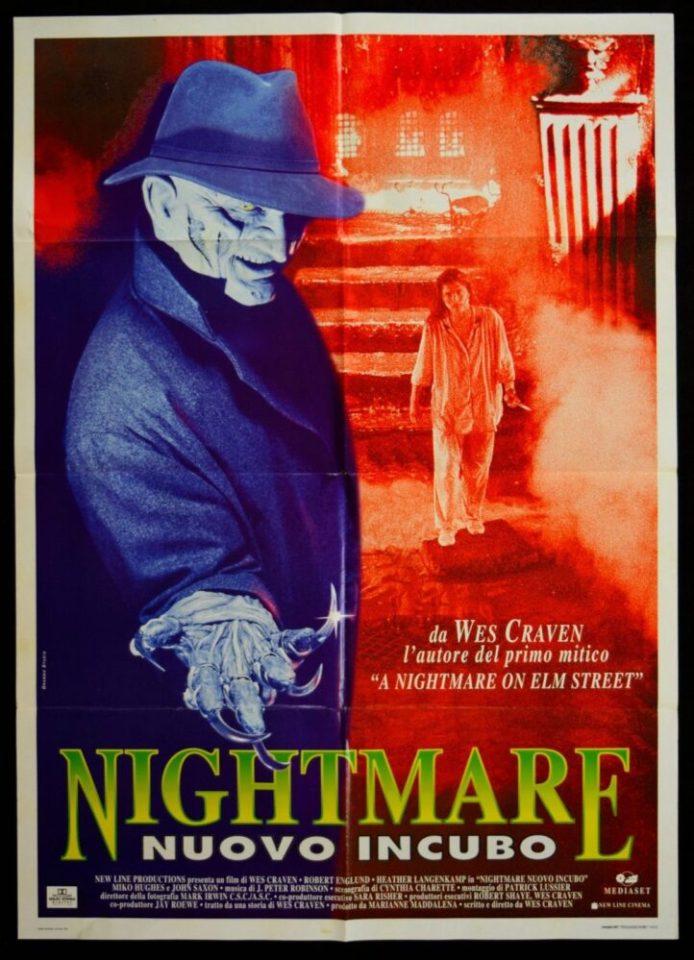 """""""Nightmare – Nuovo incubo"""" segnò il ritorno, in pompa magna, di Wes Craven alla regia"""