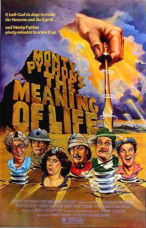 """Scoprire """"Il senso della vita"""" grazie ai Monty Python"""