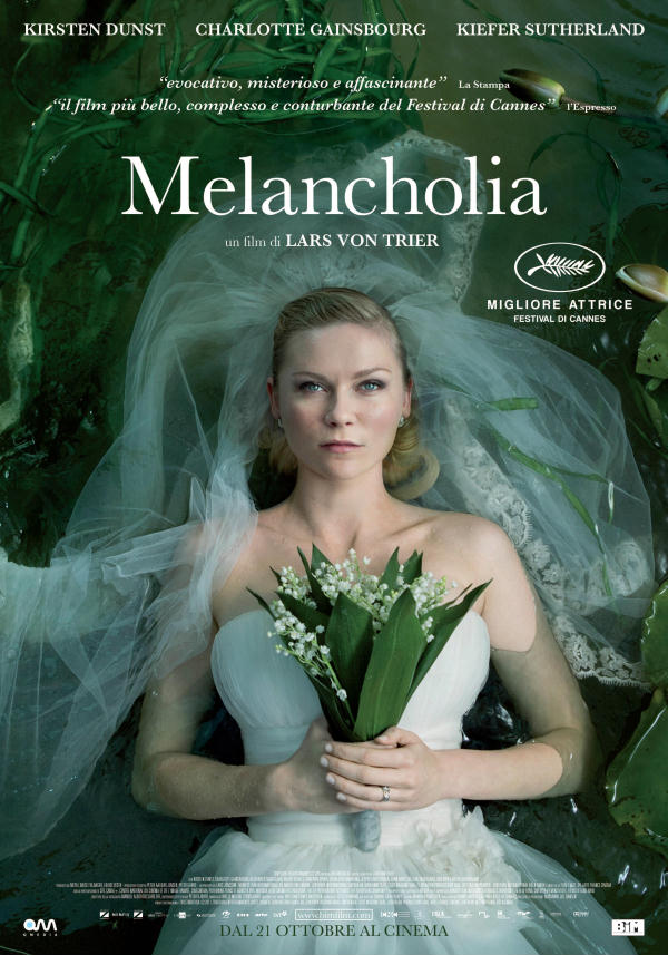 """""""Melancholia"""" racconta il dramma della depressione"""