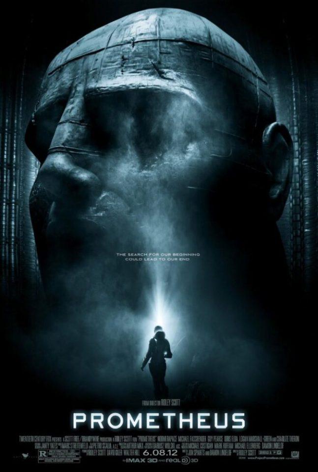 """""""Prometheus"""" rinnova il mito di Alien"""