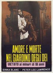 """Film da riscoprire: """"Amore e morte nel giardino degli dei"""" (S. Scavolini, 1972)"""