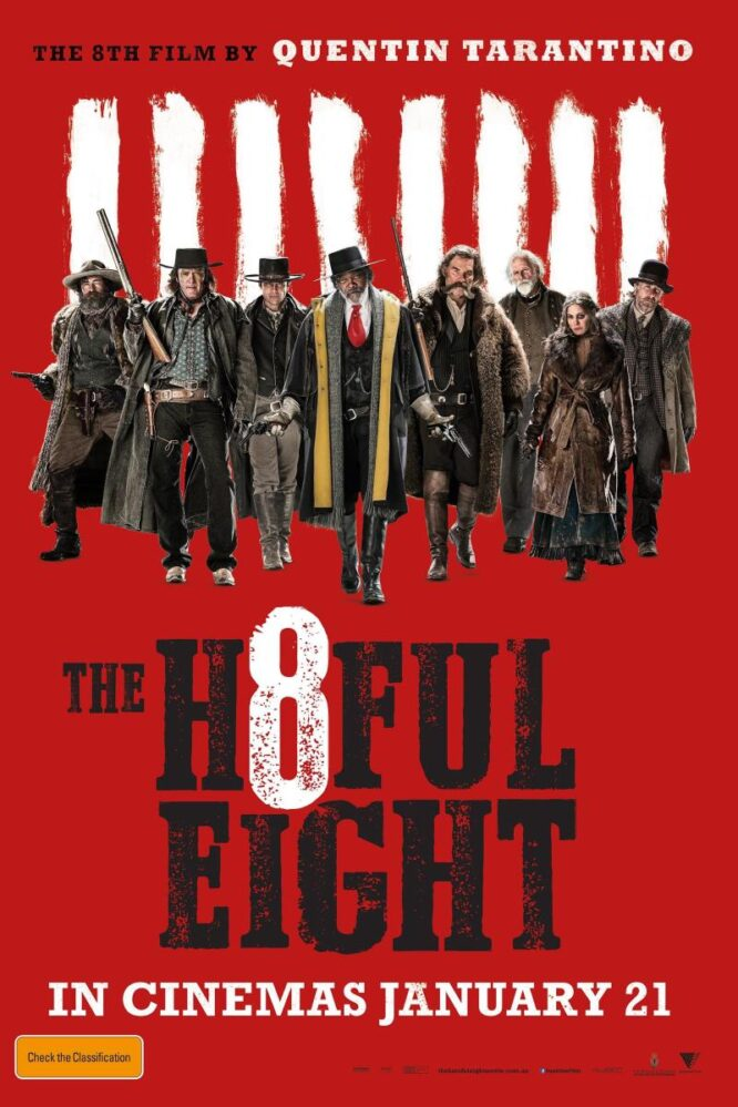 The hateful eight (Q. Tarantino, 2015)