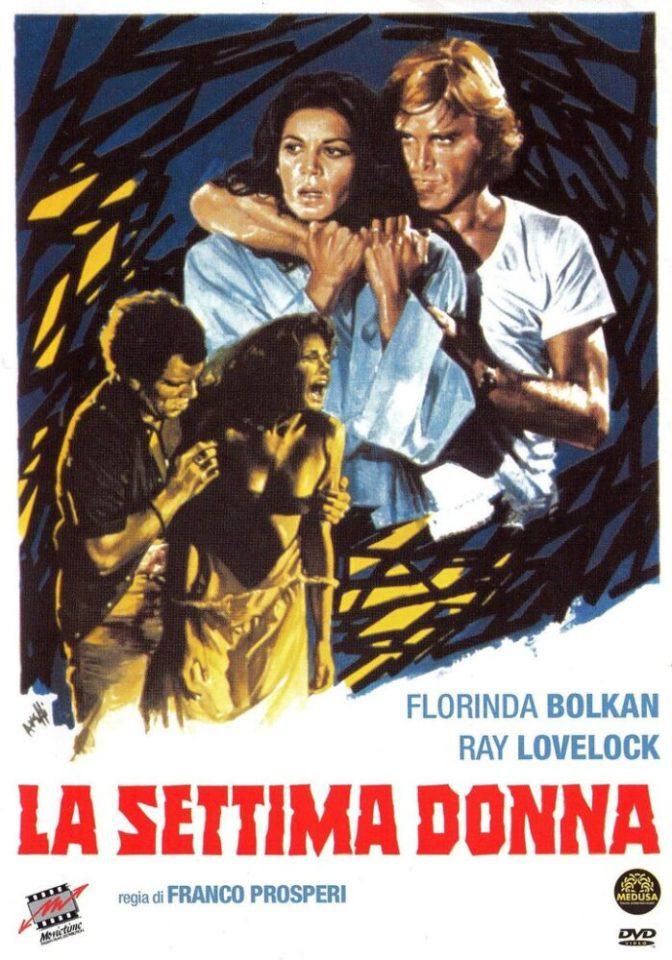 """Il rape'n revenge che piace a Tarantino: """"La settima donna"""" di Prosperi"""
