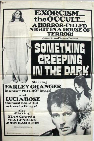 """Quando """"qualcosa striscia nel buio"""": un film di Colucci"""