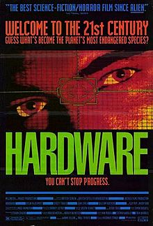 Hardware – Metallo letale (R. Stanley, 1990)