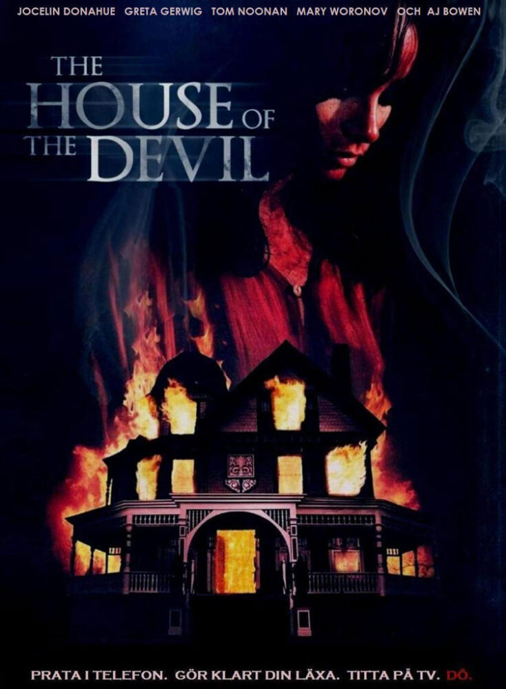 "Possessioni demoniache: ""The house of the devil"""