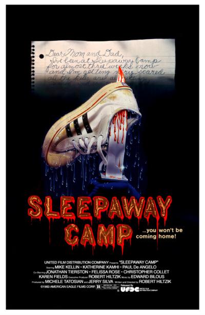 """Sleepaway Camp"" è uno slasher dal finale a sorpresa totalmente shockante"