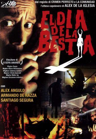 """""""Il giorno della bestia"""" (A. De La Iglesìa, 1995)"""