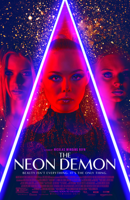 """The neon demon"" (Nicolas Winding Refn, 2016)"