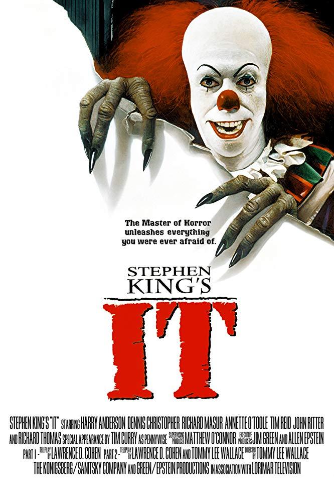 """""""IT"""" (Tommy Lee Wallace, 1990)"""
