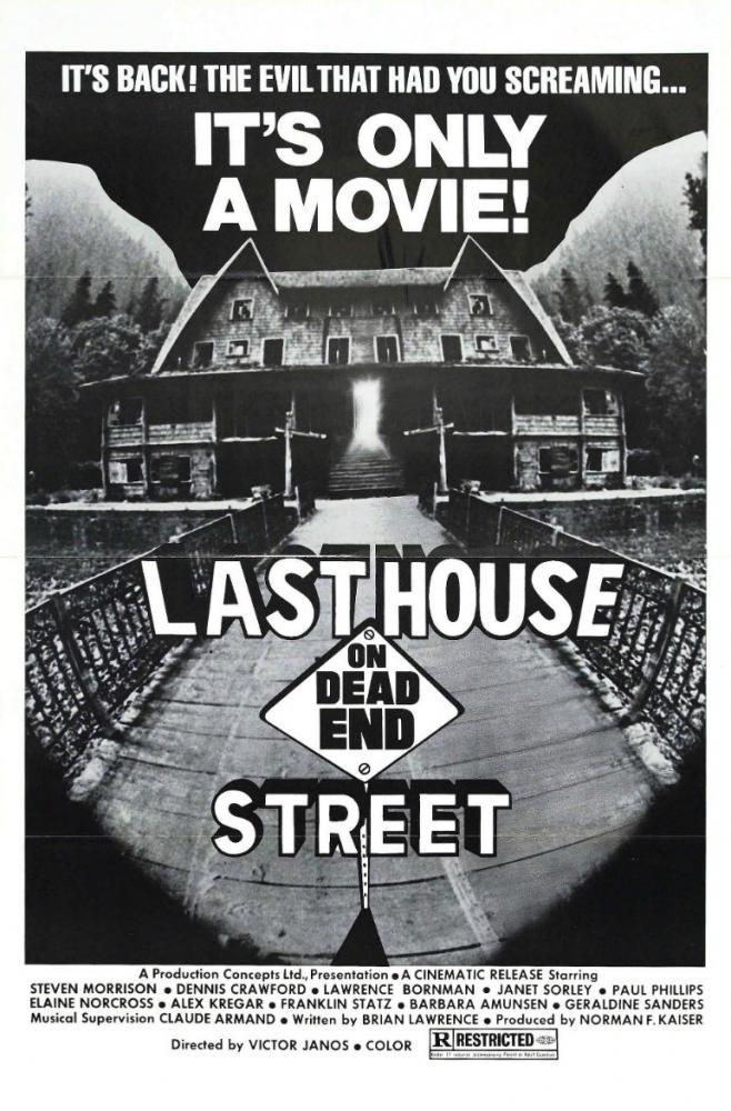 """Horror da riscoprire: """"The last house on dead end street"""" (1972, R. Watkins)"""