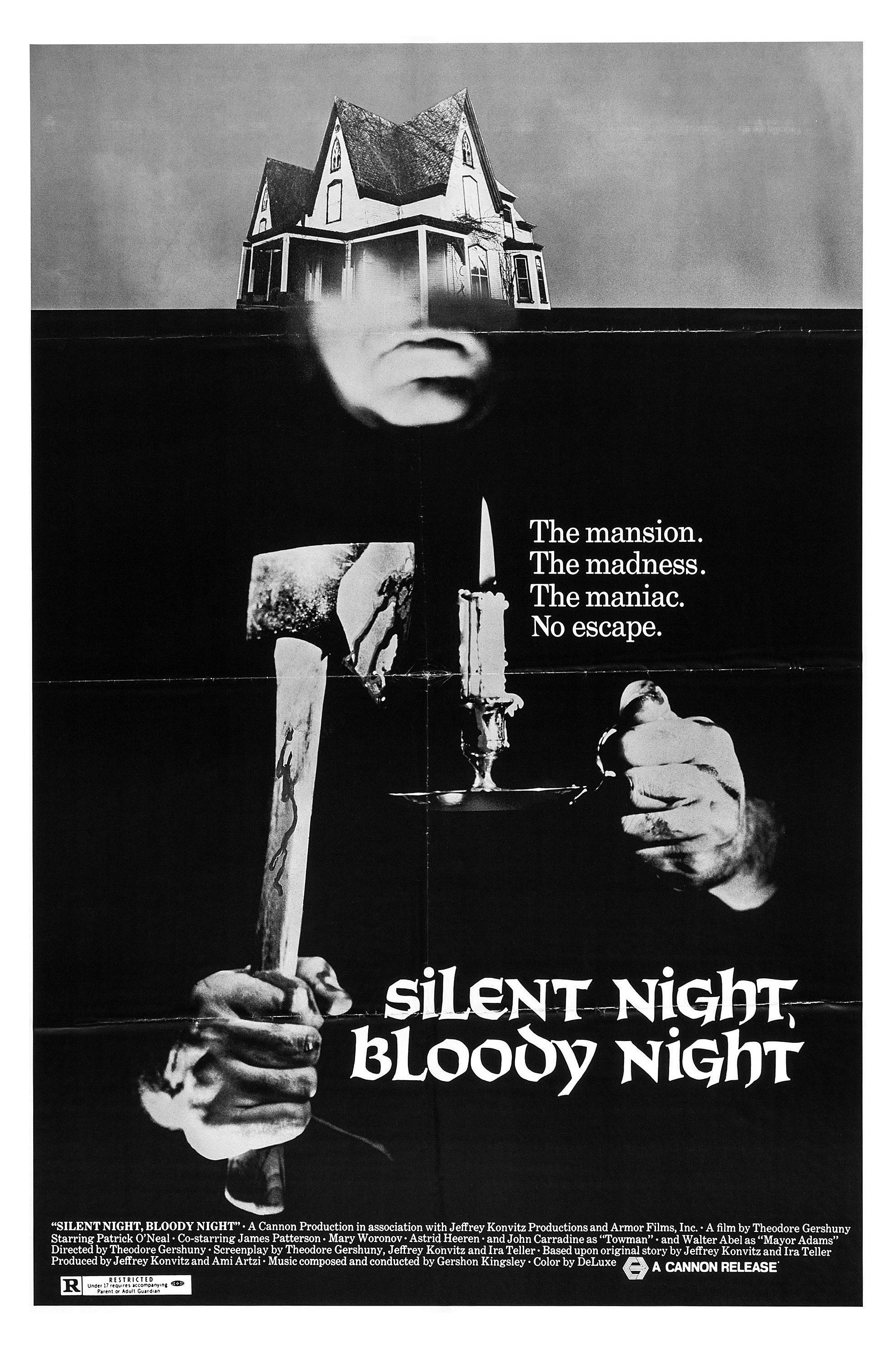 Silent night, bloody night (T. Gershuny, 1972)