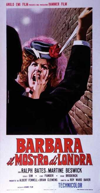 """Horror da riscoprire: Barbara, il mostro di Londra (""""Dr. Jekyll & Sister Hyde"""", 1971, R.W. Baker)"""