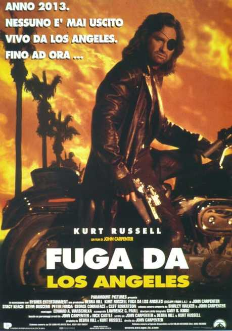 Fuga da Los Angeles (J. Carpenter, 1996)