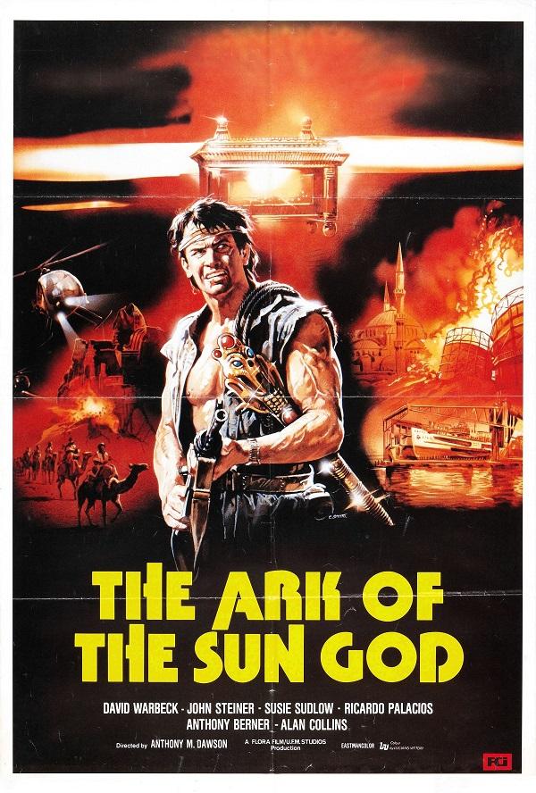 """Indiana Jones all'italiana: """"I sopravvissuti della città morta"""" di A. Margheriti"""