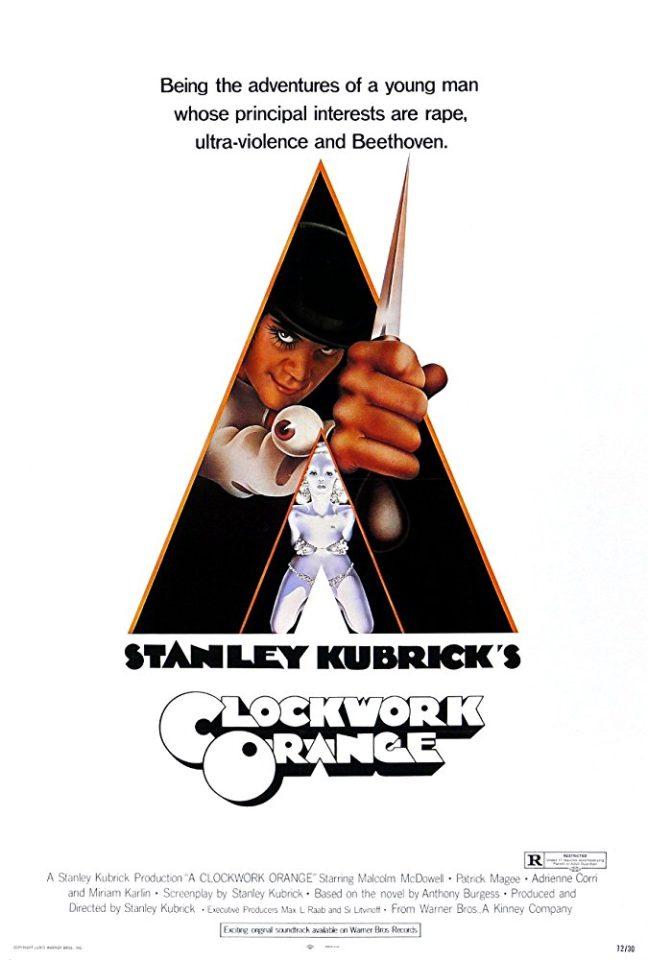 """Dalla rieducazione all'oblio: """"Arancia meccanica"""" di Stanley Kubrick"""