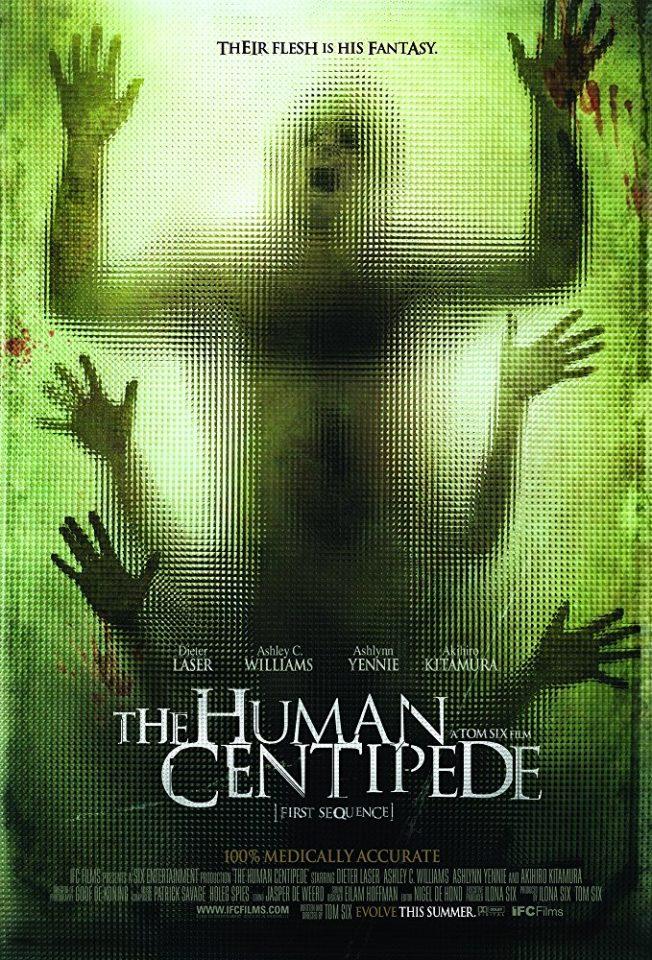 """""""Il centipede umano"""" di T. Six vorrebbe essere una metafora socio-politica (?)"""