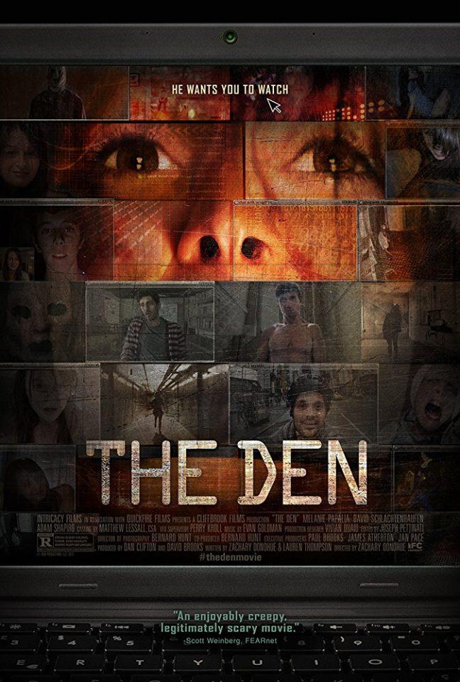 """""""The Den"""": storia di un serial killer nel dark web"""