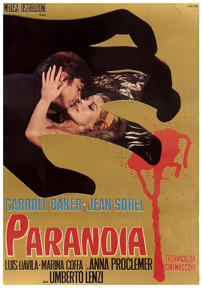Paranoia (A Quiet Place To Kill, U. Lenzi, 1970)