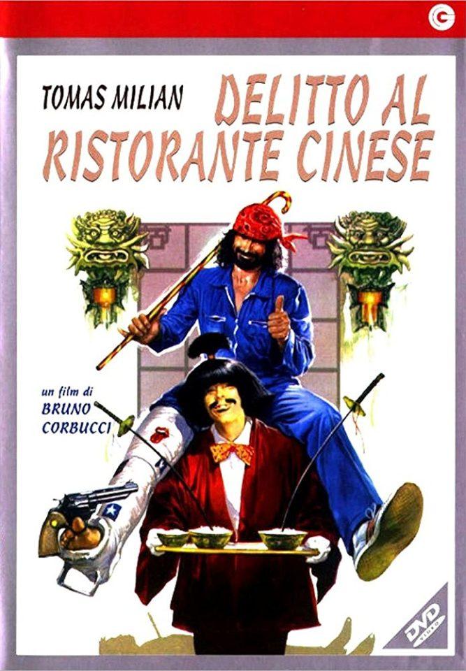 """Pocoto-pocoto, """"Delitto al ristorante cinese"""" (B. Corbucci, 1981)"""