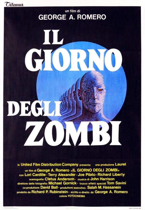 """Un George Romero poco considerato: """"Il giorno degli zombi"""" (G. Romero, 1985)"""