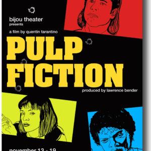Pulp fiction (Q. Tarantino, 1994)
