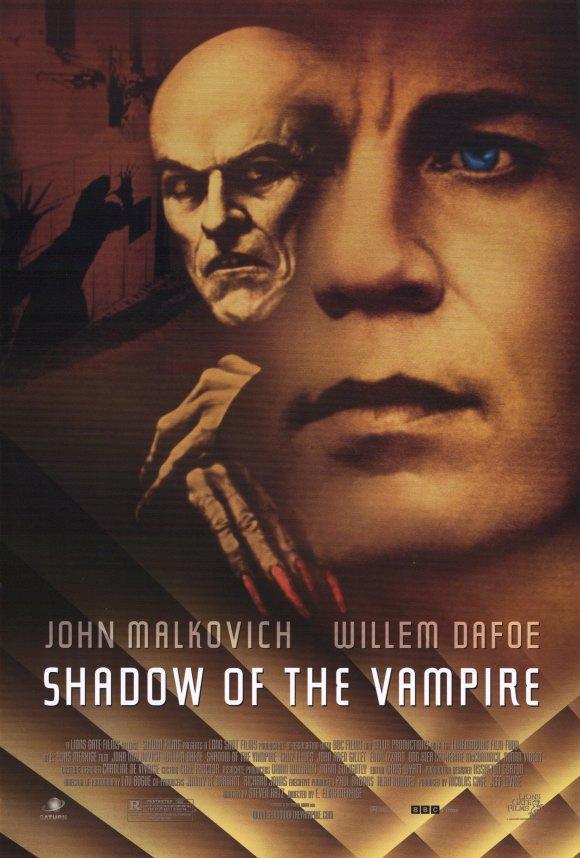 """""""L'ombra del vampiro"""" (E. Elias Merhige, 2000)"""