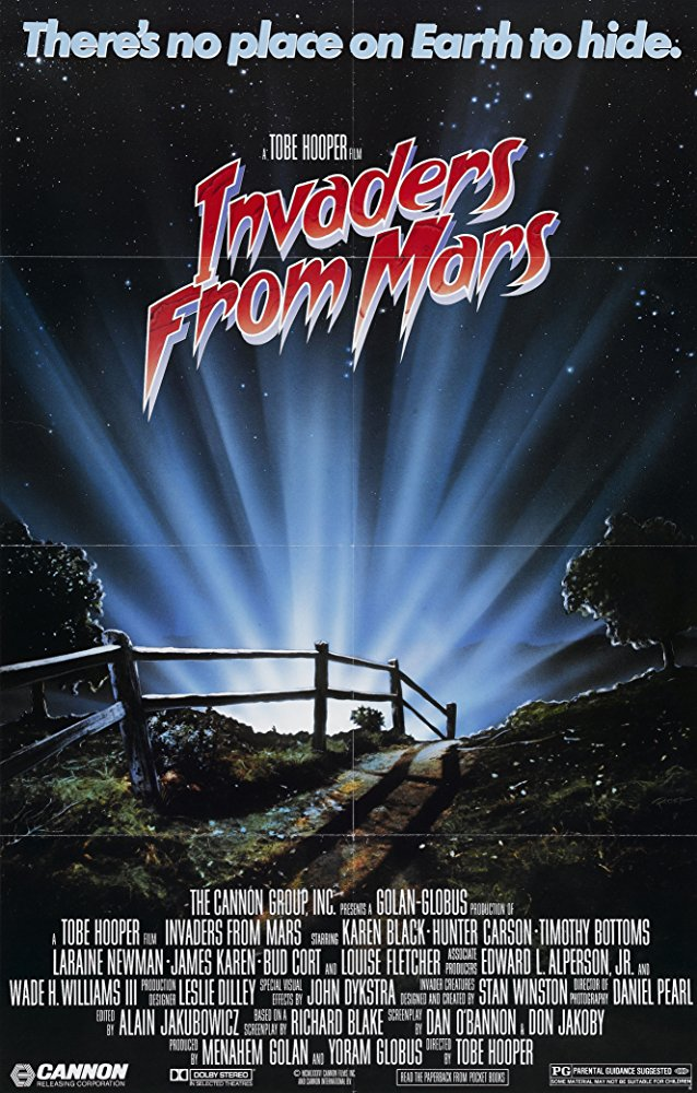 Invaders from Mars (T. Hooper, 1986)