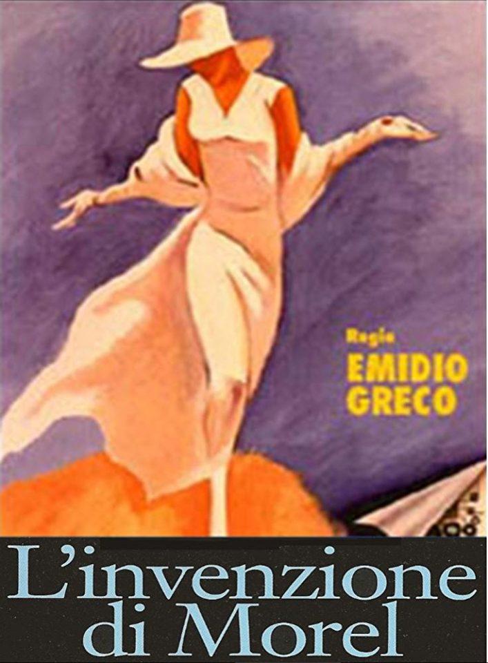 """Fantascienza all'italiana: """"L'invenzione di Morel"""" (E. Greco, 1974)"""