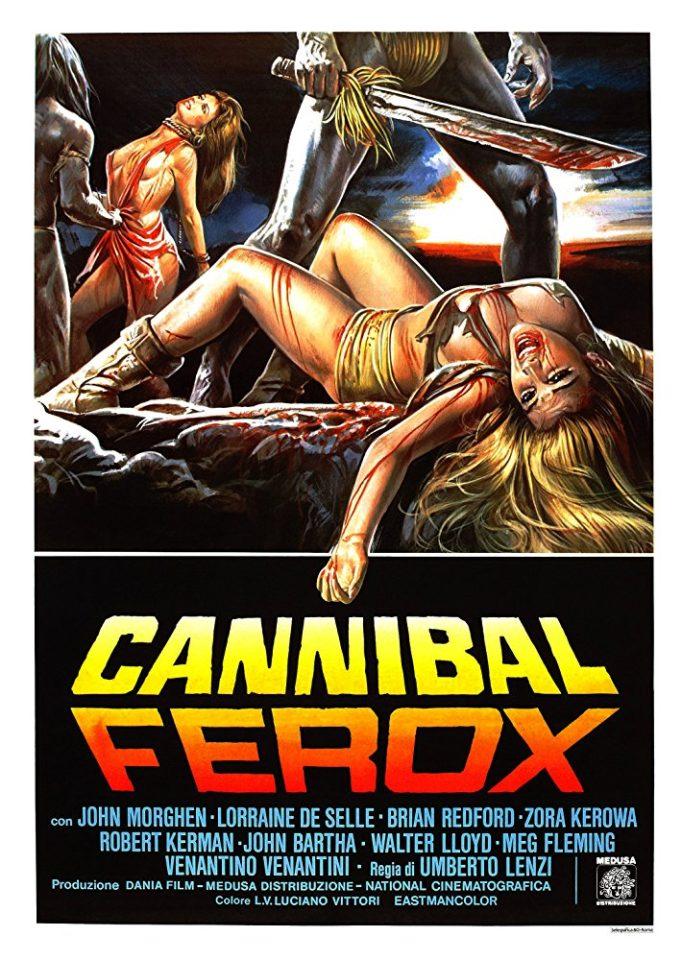 """Non riuscirai a guardare """"Cannibal Ferox"""" neanche oggi (forse)"""