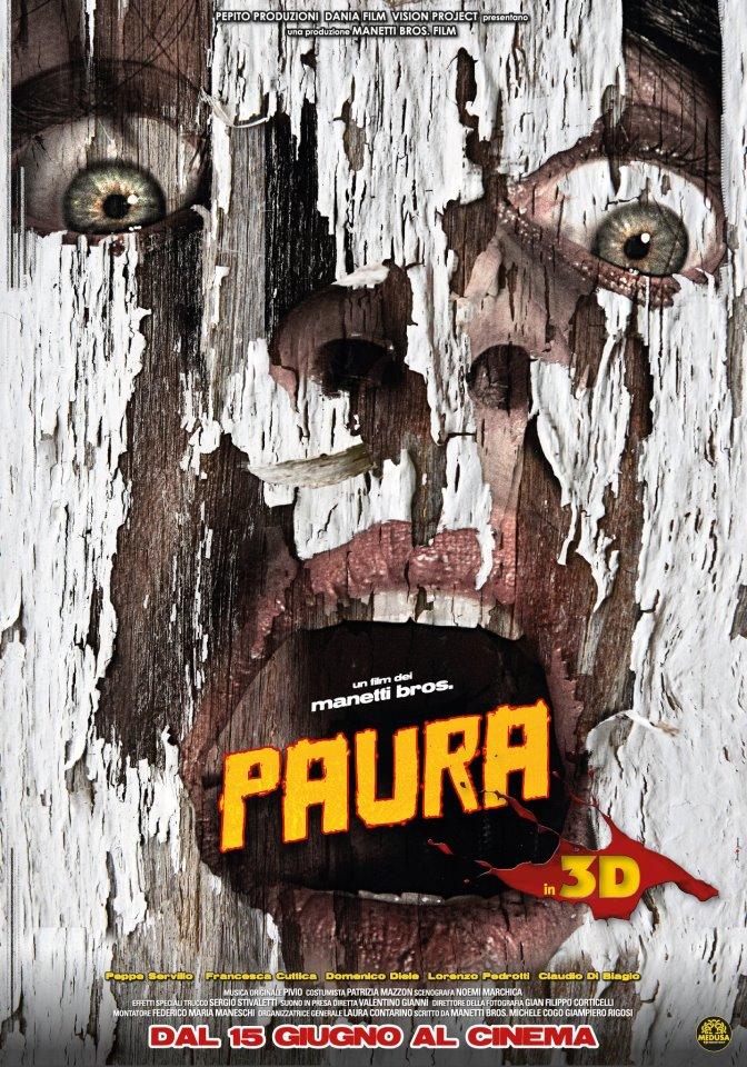 Paura 3D (Antonio e Marco Manetti, 2012)