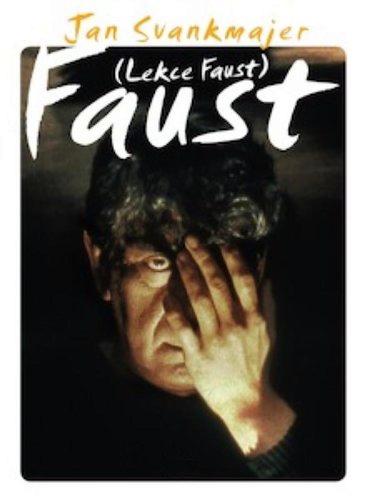 """""""Lekce Faust"""" (J. Švankmajer, 1994)"""