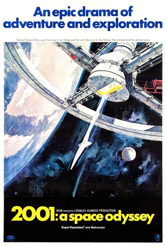 """""""2001 Odissea nello spazio"""": fantascienza concettuale pura"""