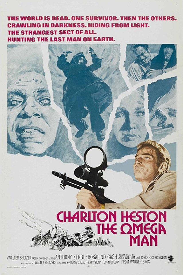 """Ho comprato il DVD di """"Occhi bianchi sul pianeta Terra"""" (B. Sagal, 1971)"""